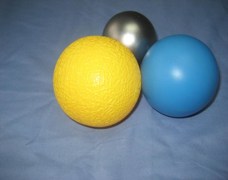 Blow Moled Ball Toy