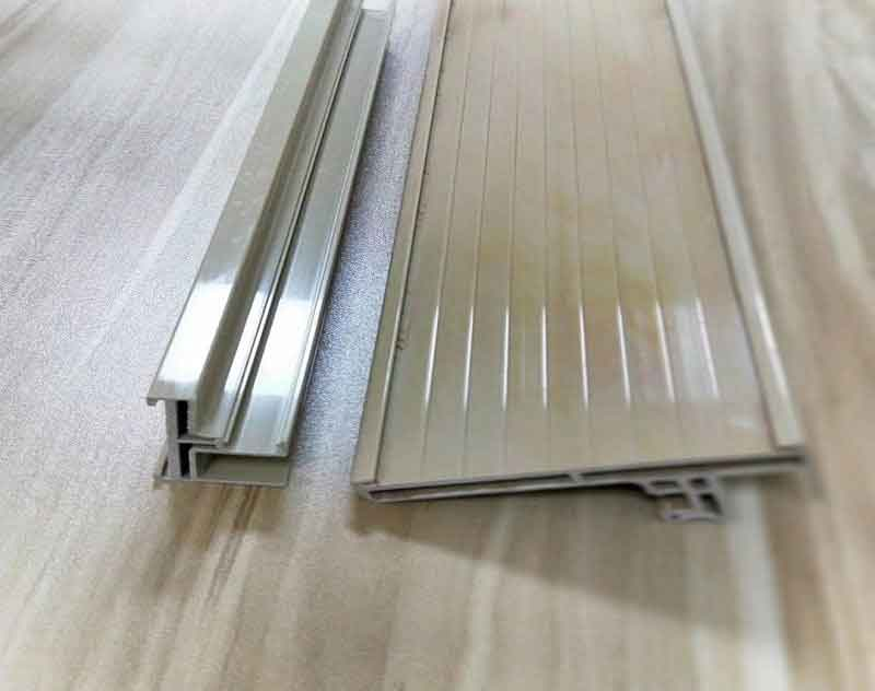 Extruded Plastic Panel